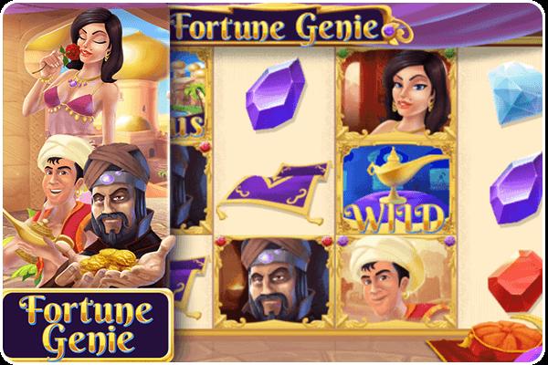 Fortune genie free play