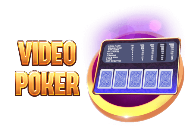 Играй Видео Покер онлайн